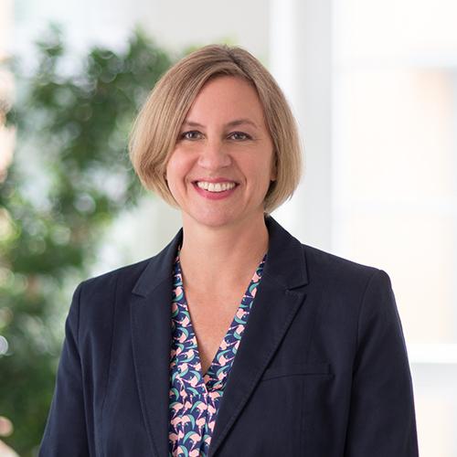 Sonja Schiano, Leitung Einkauf und Controlling bei GRÜNEWALD